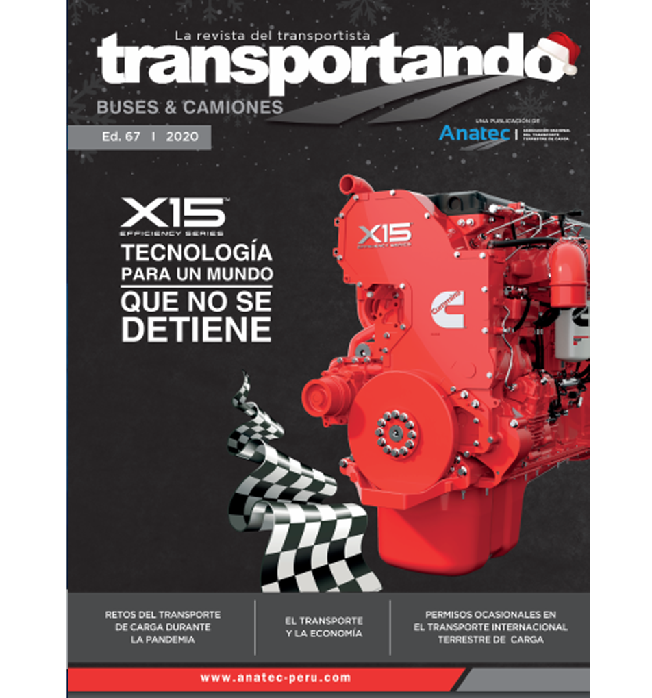 Revista Transportando